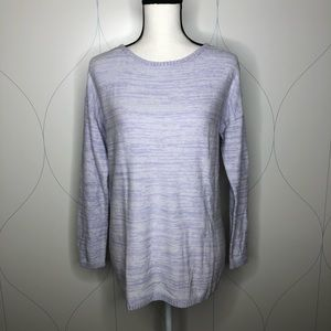 Old Navy Maternity Scoop Sweater Glitter Bug M
